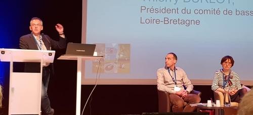 Thierry Burlot, candidat aux régionales en Bretagne