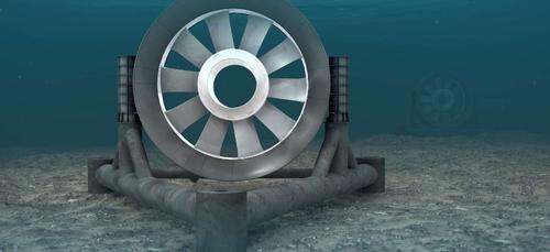 Un projet d'hydroliennes dans le Golfe du Morbihan