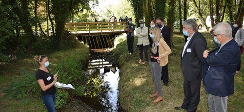 Le Syndicat du Bassin Versant du Brivet recrute 9 saisonniers et un...