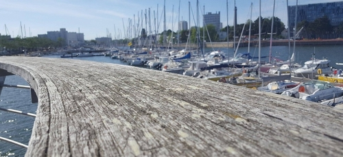 Premier projet immobilier sur l'ancien site Bodélio à Lorient.