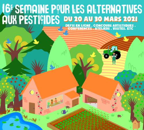 Semaine pour les alternatives aux pesticides dans le Trégor