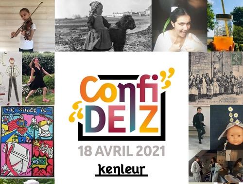 Confi'Deiz et affichages XXL pour la Confédération KENLEUR