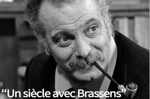 """L'exposition """"un siècle avec Brassens"""" fait étape à Quévert"""