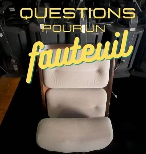 Jeu concours pour gagner des fauteuils du Quartz de Brest !
