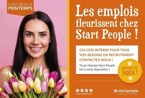 L'agence Start People de Quimperlé recrute dans de nombreux secteurs