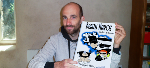 """Breizh Haroz"", la BD des super héros bretons"