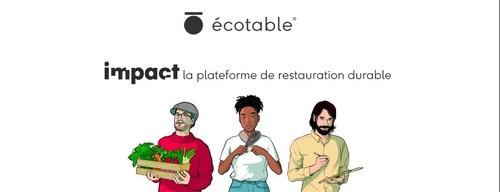 écotable : le label qui identifie les restaurants aux pratiques...