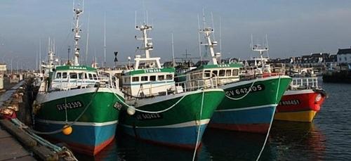 La mobilisation des marins-pêcheurs costarmoricains