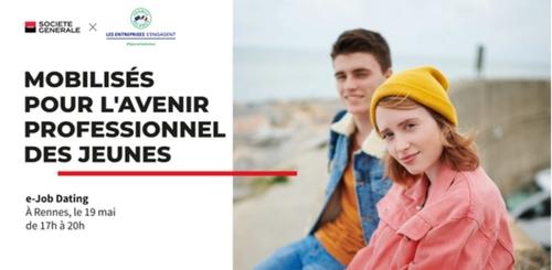 E-Job Dating Rennes et alentours le 19 Mai