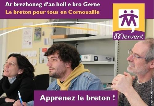 Apprenez le breton avec Mervent