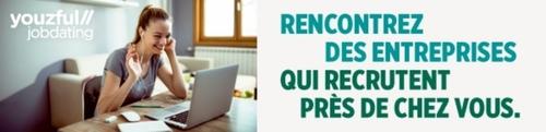 E-Job Dating dans les Côtes d'Armor le 25 Mai