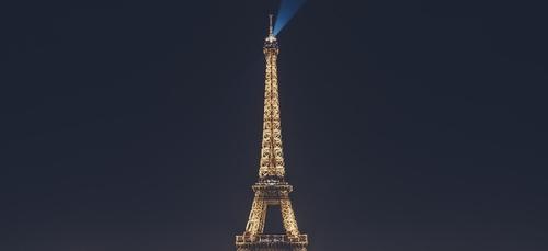 La Tour Eiffel va être éclairée par une start- up Bretonne.
