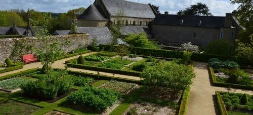 Un nouveau prix pour l'abbaye de Daoulas.