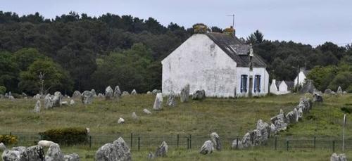 Une maison insolite à vendre.
