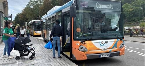 Ouverture des inscriptions pour le réseau Quimper bus.