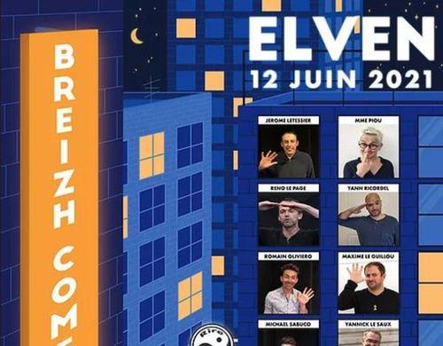 Le Breizh Comédie Club remonte sur scène ce week-end !!