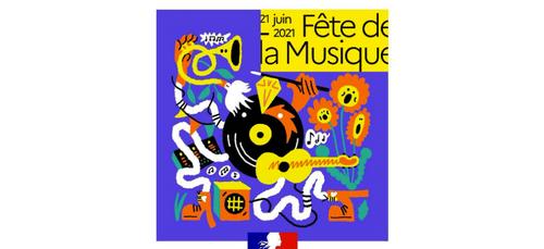 Fête de la musique à La Roche-sur-Yon