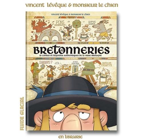 Bretonneries 10 contes et légendes authentiques de la vraie...