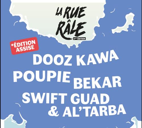 Festival La Rue Râle 2021