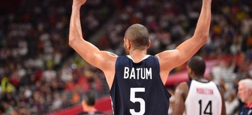 Coupe du Monde de Basket : La France sort les USA !