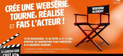 La Ville de Mulhouse recrute des jeunes pour sa web série !