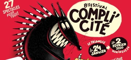 Gagnez vos entrées pour les spectacles du festival Compli'Cité