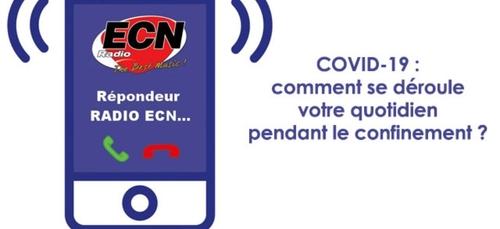 COVID-19 : laissez votre témoignage sur notre répondeur!