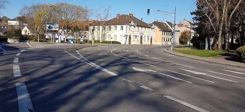 COVID-19 : La Ville de Mulhouse lance une opération de désinfection...
