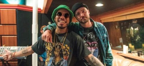 """Anderson .Paak et Justin Timberlake : le clip de """"Don't slack"""""""