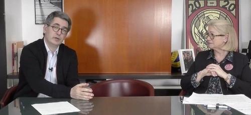 Coronavirus à Mulhouse : Facebook Live avec Michèle Lutz et Jean...