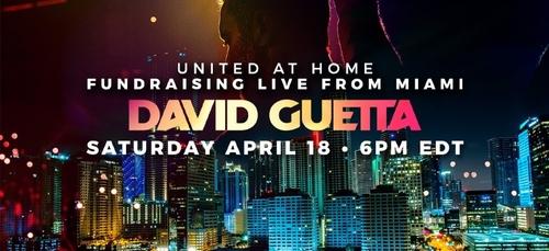 David Guetta récolte 600 000 euros pour la lutte contre le coronavirus