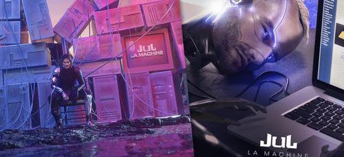 Jul lance son nouvel album sur Fortnite