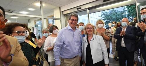 Elections Municipales à Mulhouse : Michèle Lutz réélue