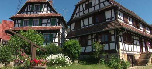 """Hunspach élu """"Village préféré des Français"""""""