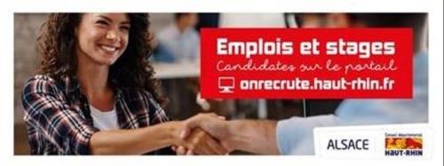 Offre d'emploi d'agent d'exploitation (H/F) au Conseil...