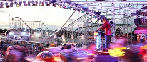 Foire-kermesse de Mulhouse : une amende de 135 € en cas de...