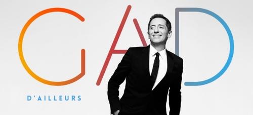 Gagnez vos places pour le nouveau spectacle de GAD ELMALEH !