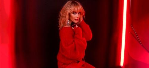 """Kylie Minogue dévoile """"I love it"""""""