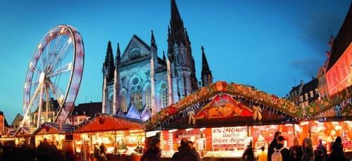 Le Marché de Noël de Mulhouse est annulé