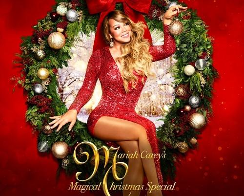 """Mariah Carey prépare une nouvelle version événement de """"Oh Santa"""""""