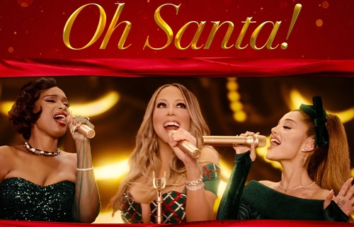 Mariah Carey invite Ariana Grande et Jennifer Hudson sur al reprise...