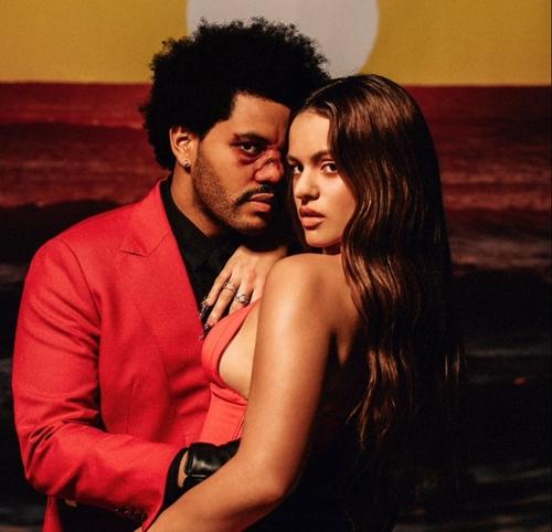 "The Weeknd : nouvelle version de ""Blinding Lights"" avec Rosalia !"