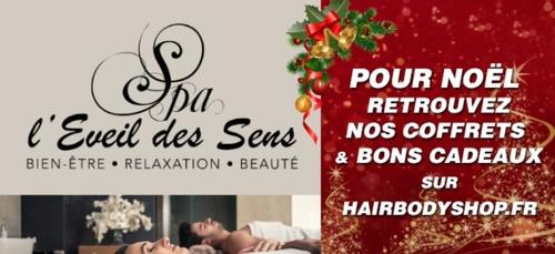 Gagnez votre soin ou massage au spa L'Eveil des Sens  !