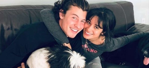 """Camila Cabello et Shawn Mendes reprennent """"The Christmas Song"""" pour..."""