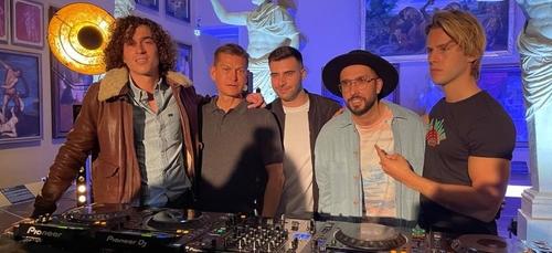 Cloud Party : Ofenbach, Volte/Face et Mack Swell en live à Orléans