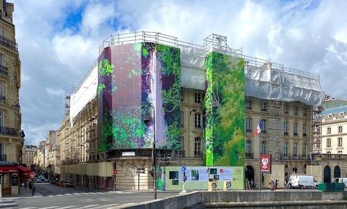 L'art éphémère s'installe en ville avec Magent'art