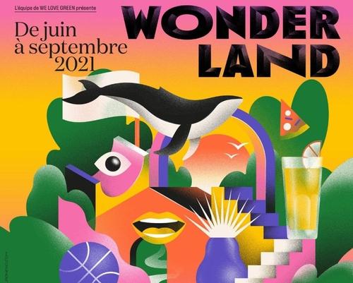 Wonderland : l'open air surprise de We Love Green