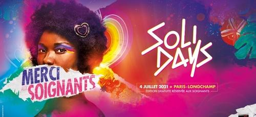 Solidays : belle fête et grosse ambiance pour l'édition dédiée aux...