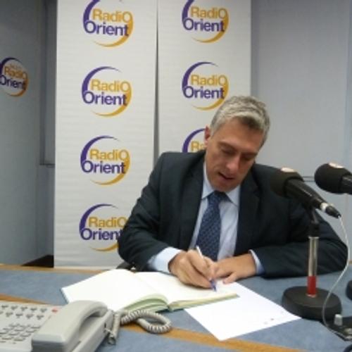 "Ghady El Khoury, l'invité de ""Rencontres"" sur Radio Orient"