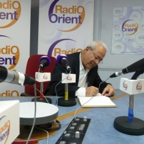 "Burhan Ghalioun, l'invité de ""Rencontres de Radio..."